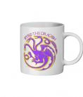 Game of Thrones Targaryen Spyro the Dragon Reignited Trilogy Mashup Ceramic Mug